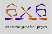 Board Game: 6 x 6 Abstract Game