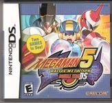 Video Game: Mega Man Battle Network 5