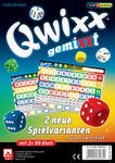Board Game: Qwixx gemixxt