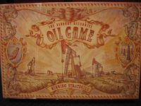 Board Game: The Denbury Resources Oil Game