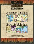 Board Game: Age of Industry Expansion: Great Lakes & South Africa