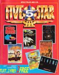 Video Game Compilation: Five Star Games III (C64 / Spectrum / Amstrad)