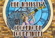Board Game: Her Majesty's Clockwork Tournament