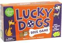 Board Game: Lucky Dogs Dice Game