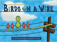 Board Game: Birds on a Wire