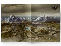 RPG Item: Mutant: Genlab Alpha Map