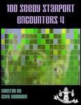 RPG Item: 100 Seedy Starport Encounters 4