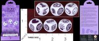 Board Game: Rory's Story Cubes: Clues