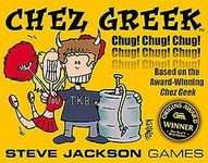 Board Game: Chez Greek