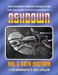 RPG Item: One Hundred Worlds for Ashdown: Sol & Xoth Sectors