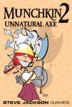Board Game: Munchkin 2: Unnatural Axe