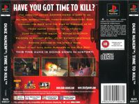 Video Game: Duke Nukem: Time to Kill