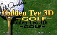Video Game: Golden Tee 3d Golf