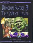RPG Item: GURPS Dungeon Fantasy 03: The Next Level