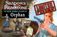 Shadows of Brimstone: Orphan Hero Pack