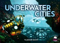 Board Game: Underwater Cities