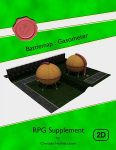 RPG Item: Battlemap: Gasometer