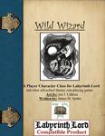 RPG Item: Wild Wizard