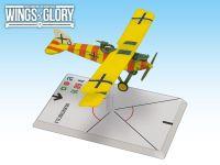 Board Game: Wings of Glory: World War 1 – Halberstadt CL.II