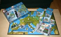 Board Game: Stratagame