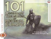 RPG Item: 101 Legendary Treasures of Medieval Europe