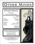 Issue: Other Minds (Issue 6 - May 2009)