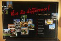 Board Game: Vive la difference! de Remy Martin