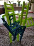 Board Game: Chairs