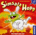 Board Game: Simsala Hopp