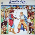 Board Game: Swashbuckler: A Game of Swordplay and Derring-do