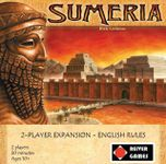 Board Game: Sumeria: 2-Player Expansion