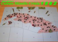 Board Game: Cuban Missile Crisis: 1962