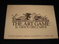 Board Game: The Art Game