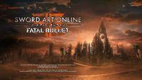 Video Game: Sword Art Online: Fatal Bullet