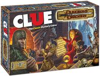 Board Game: Clue: Dungeons & Dragons
