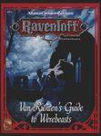 RPG Item: RR7: Van Richten's Guide to Werebeasts