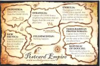 Board Game: Postcard Empire