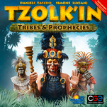 Board Game: Tzolk'in: The Mayan Calendar – Tribes & Prophecies