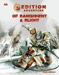 RPG Item: 5th Edition Adventure A06: Of Banishment & Blight (5E)
