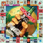 Board Game: Monopoly: Coca-Cola Classic Ads