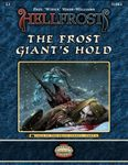 RPG Item: L1: The Frost Giant's Hold