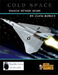 RPG Item: Cold Space Vehicle Design Guide