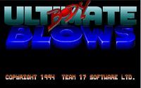 Video Game Compilation: Ultimate Body Blows