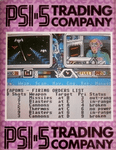 Video Game: Psi-5 Trading Company