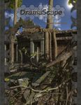 RPG Item: DramaScape Fantasy Volume 033: Jungle Temple