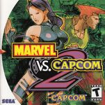 Video Game: Marvel  vs Capcom 2: New Age of Heroes