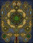 RPG Item: VTT Map Set 230: Sanctuary of the Divine Butterfly