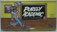 Board Game: Purely Academic