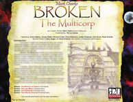 RPG Item: Broken: The Multicorp