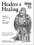 RPG Item: Healers & Healing